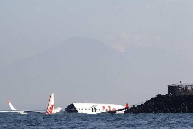 Συνετρίβη αεροσκάφος με 189 επιβαίνοντες