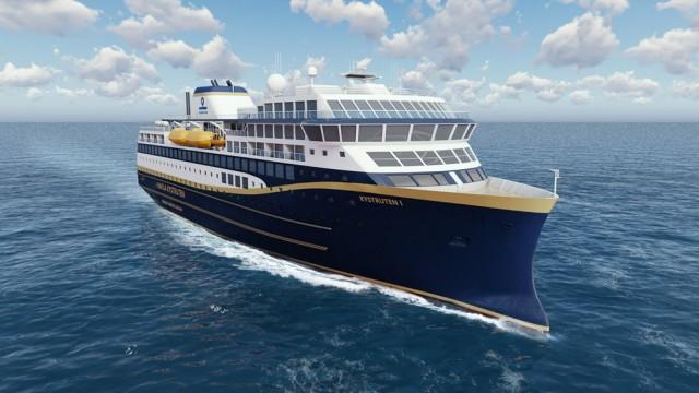 Προς ναυπήγηση φιλικά προς το περιβάλλον επιβατηγά πλοία