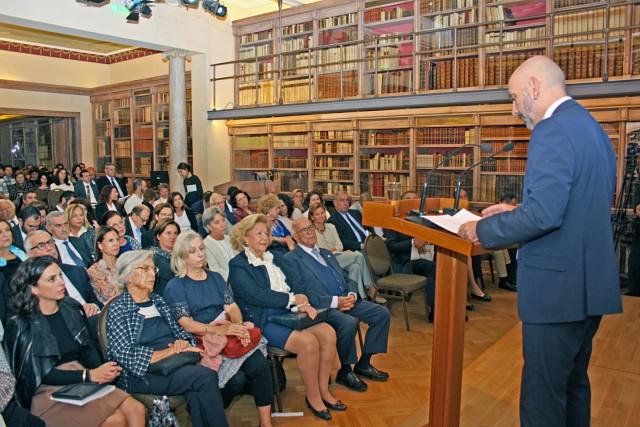 Τιμή στις Κυρίες της Ελληνικής Ναυτιλίας