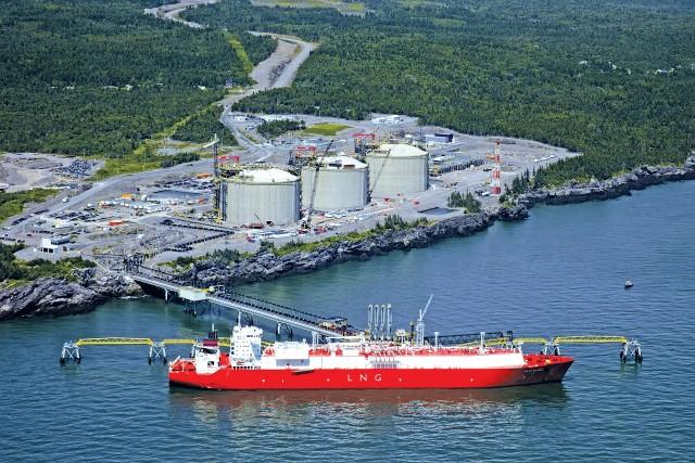 Ένωση δυνάμεων με επίκεντρο το LNG στην Βόρεια Αμερική