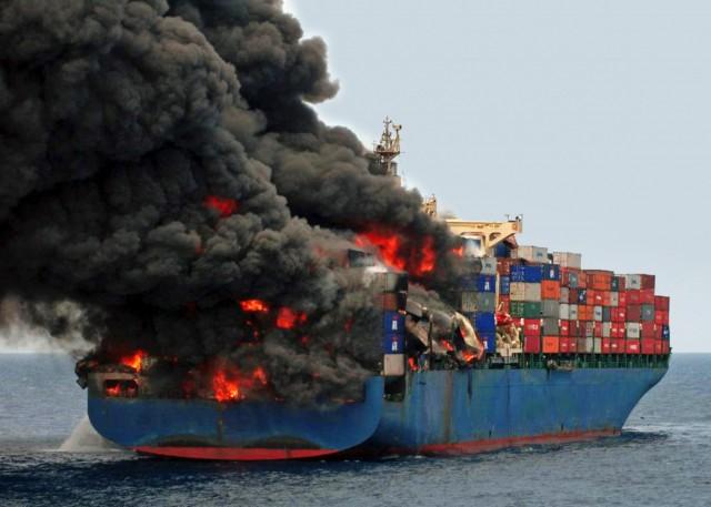 Ποιές οι απειλές για τη ασφάλεια εν πλω σύμφωνα με τη Διεθνή Ένωση Ναυτασφαλίσεων;