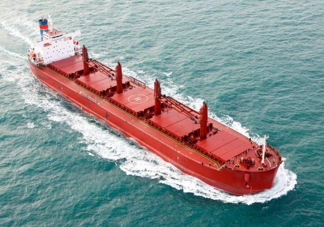 25 νέα πλοία μεταφοράς σιδηρομεταλλεύματος για την COSCO;