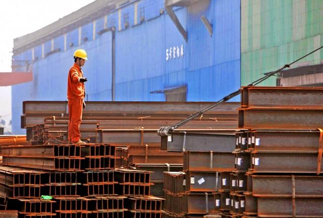 Κίνα: Στα καλύτερά της η βιομηχανία χάλυβα