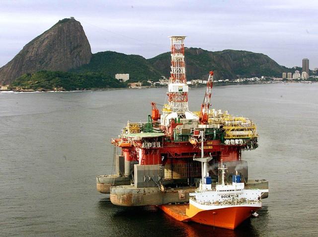 Ρεκόρ παραγωγής πετρελαίου για την Petrobras