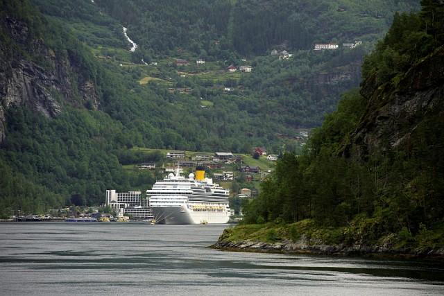 Αυστηρότεροι κανονισμοί για τη ναυσιπλοΐα στα νορβηγικά φιόρδ
