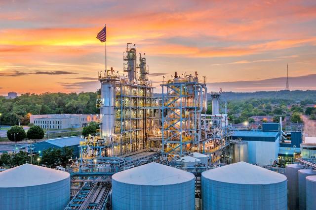 Ρεκόρ για τις εξαγωγές αμερικανικού αργού πετρελαίου