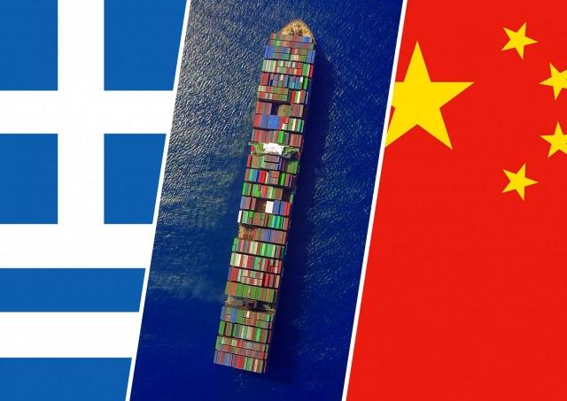 44% αύξηση για τις ελληνικές εξαγωγές προς την Κίνα;