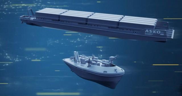 Αυτόνομα πλοία: Η ισχύς εν τη ενώσει