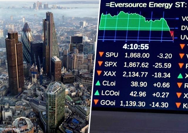 Με ανάμεικτα πρόσημα οι αγορές ΗΠΑ, Ηνωμένου Βασιλείου
