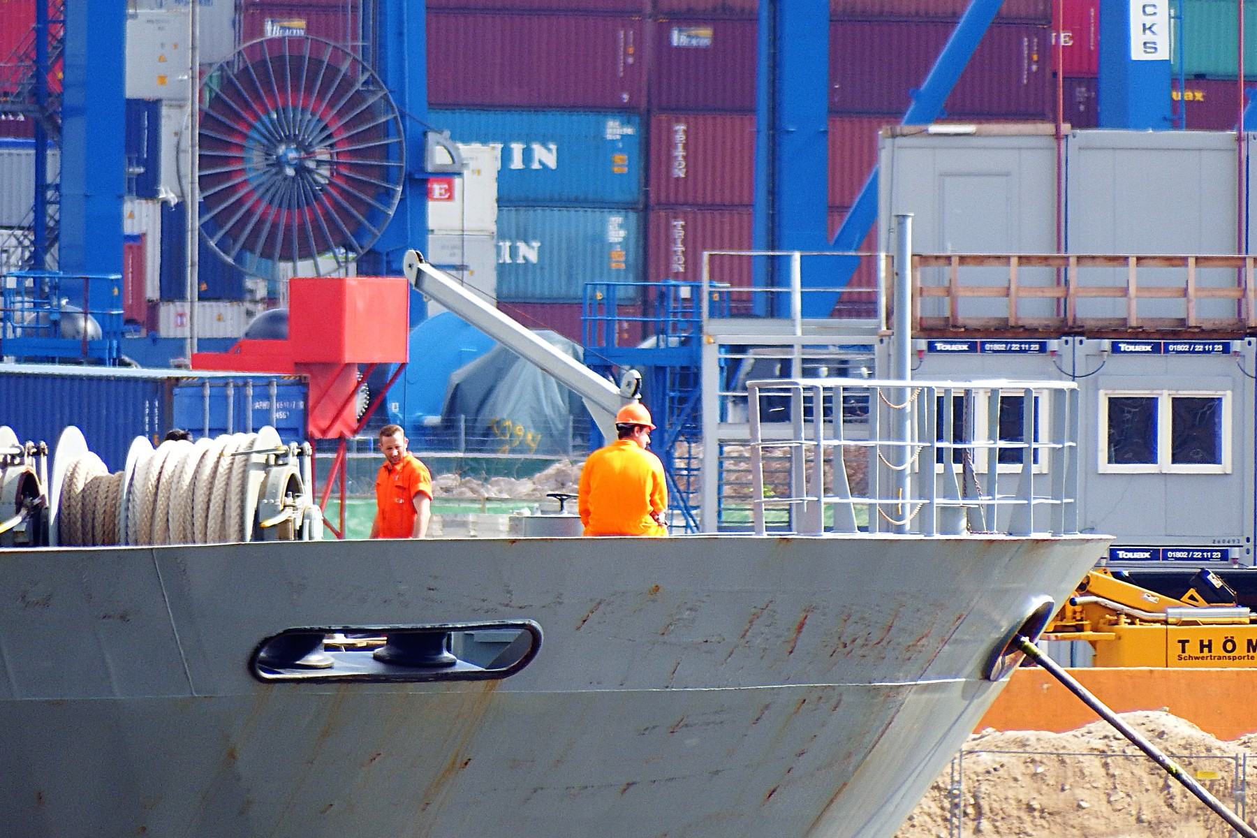 Βέλτιστες πρακτικές για την ασφάλεια των ναυτικών