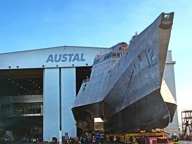Θύμα κυβερνοεπίθεσης μεγάλο ναυπηγείο στην Αυστραλία