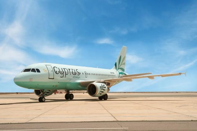 Αυξάνει την συχνότητα των πτήσεών της μεταξύ Λάρνακας- Αθήνας η Cyprus Airways