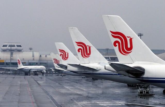 Ηγέτης της παγκόσμιας αεροπορικής αγοράς η Κίνα