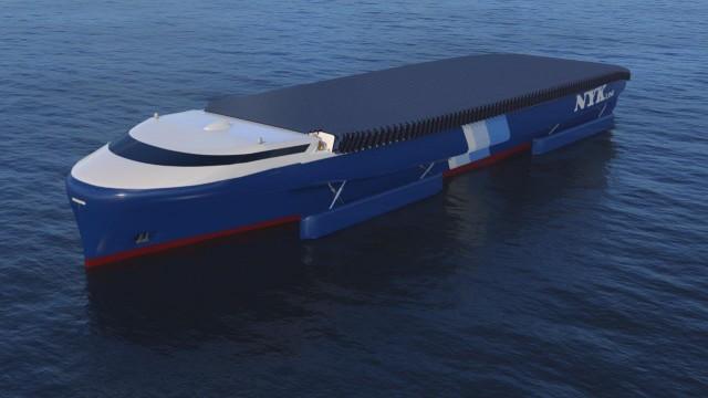 Ένα πλοίο μηδενικών εκπομπών άνθρακα ναυπηγείται για την NYK