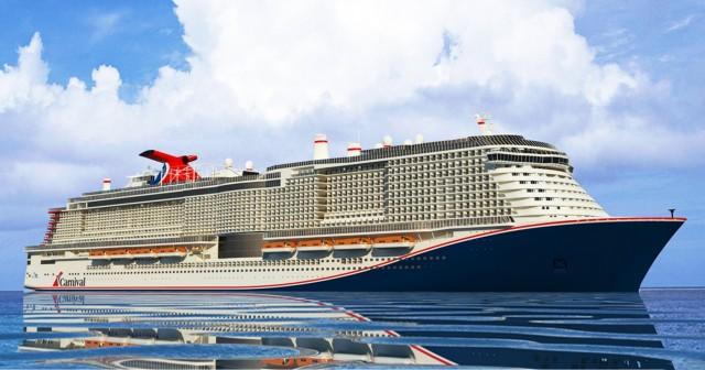 Προ των πυλών το μεγαλύτερο κρουαζιερόπλοιο της Carnival