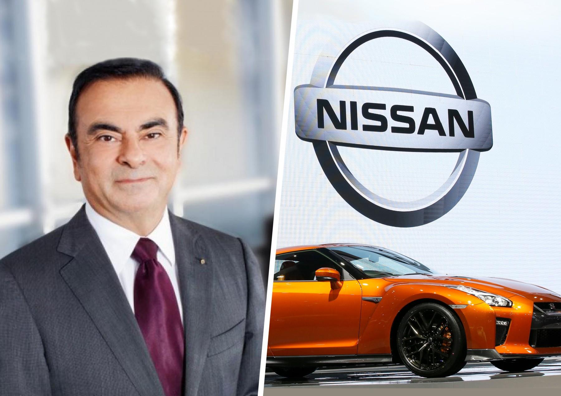 Συνελήφθη στην Ιαπωνία ο επικεφαλής της Nissan