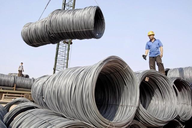 Σε τι επίπεδα κυμάνθηκε η παγκόσμια παραγωγή αλουμινίου;