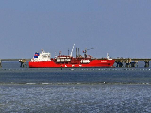 Η Αργεντινή ως εξαγωγέας LNG