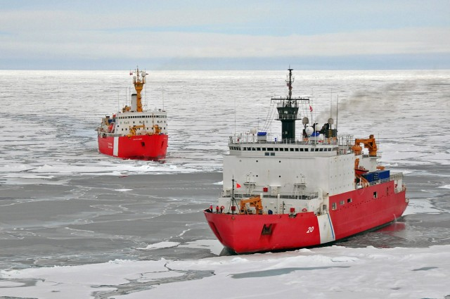 Οι επιπτώσεις της κλιματικής αλλαγής στο δια θαλάσσης εμπόριο