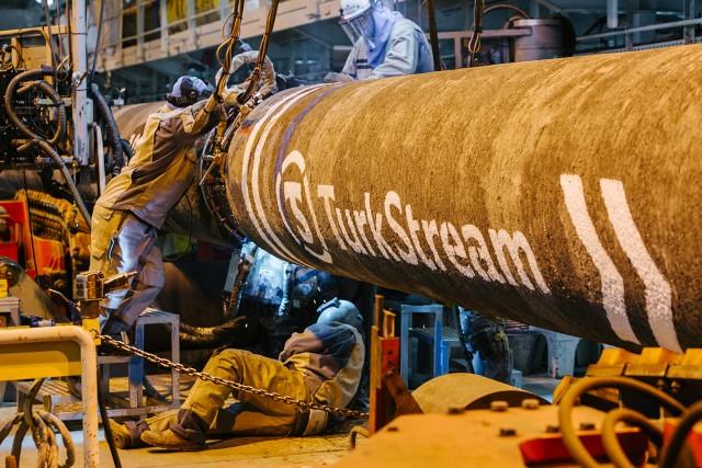 Αντιδράσεις εγείρει στην Ευρώπη το ενεργειακό έργο «TurkStream 2»