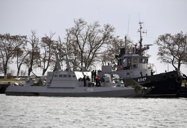 Σύγκρουση ναυτικών δυνάμεων στην Μαύρη Θάλασσα