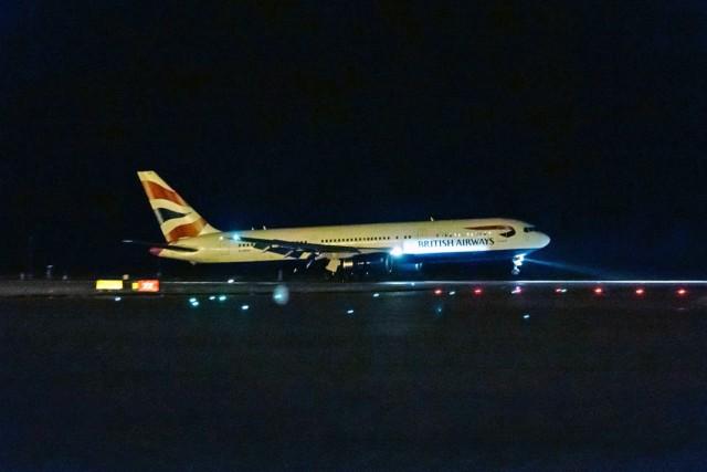 Η British Airways αποχαιρετά το Boeing 767