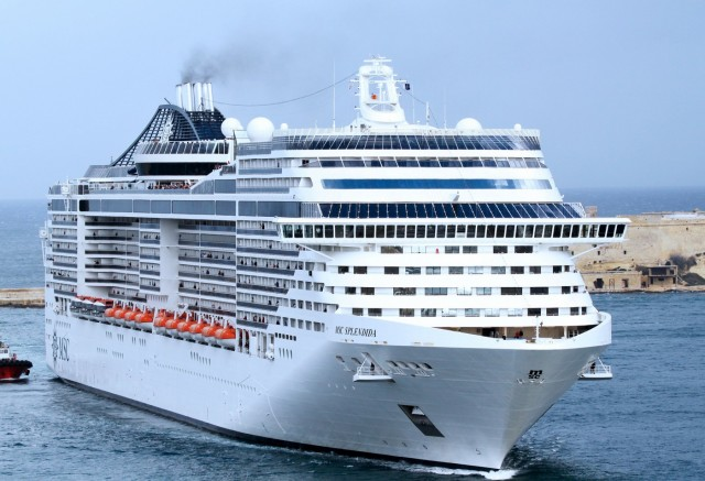 Φιλόδοξο το αναπτυξιακό πρόγραμμα της MSC Cruises