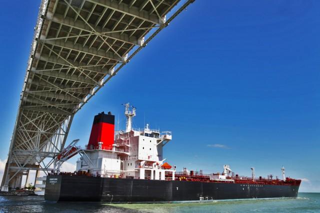 Αύξηση στην διακίνηση πετρελαϊκών φορτίων στον Κόλπο του Μεξικού