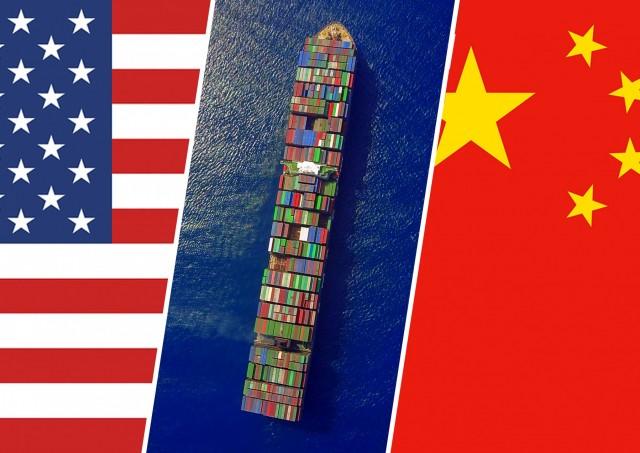 Τα πάνω κάτω στις κινεζικές εξαγωγές προς τις ΗΠΑ