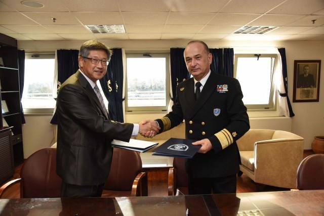 Συνεργασία ΥΝΑΝΠ με Κorean Register of Shipping