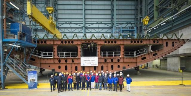 Ενισχύεται ο στόλος της Norwegian Cruise Line