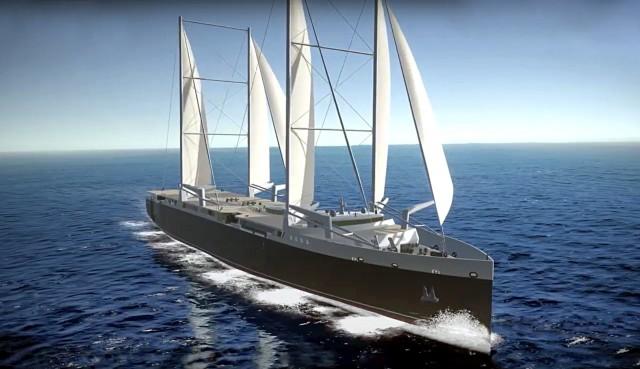 Στην ναυπήγηση «πράσινων» πλοίων προχωρά η Renault