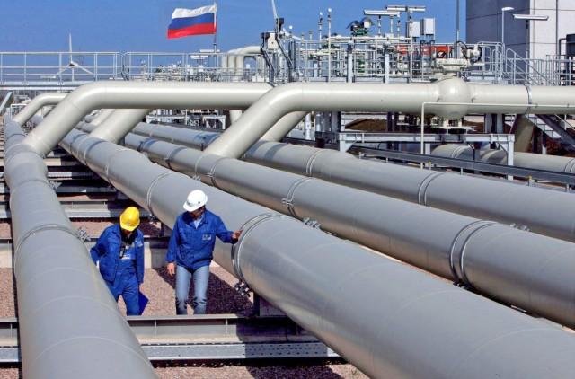 Ρωσία: Σημαντική αύξηση των εξαγωγών αργού προς την Κίνα