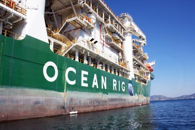 Πρόσω ολοταχώς για την συγχώνευση Ocean Rig- Transocean