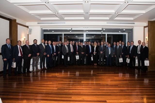 Τι συζητήθηκε στη συνάντηση της Marine Technical Committee του Bureau Veritas