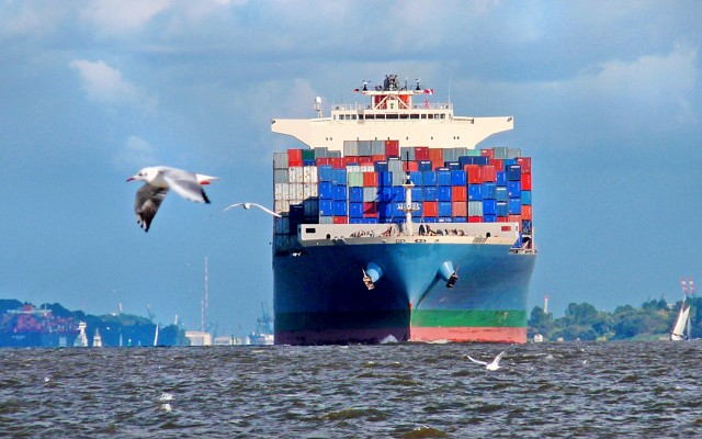 Σε καθοδική πορεία οι ναύλοι των containerships στην διαδρομή Ειρηνικού