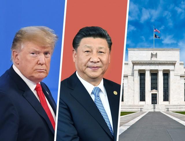 Τραμπ, Σι Τζινπίνγκ και Fed αλλάζουν άρδην το τοπίο στις αγορές