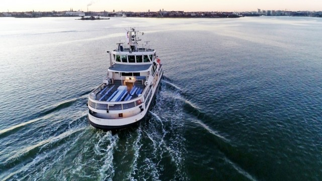 ABB και Helsinki City Transport πραγματοποιούν το επόμενο βήμα στην αυτόνομη ναυτιλία