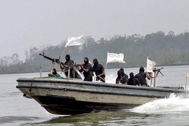 Αυξάνεται η ανησυχία για την θαλάσσια ασφάλεια στην Νιγηρία