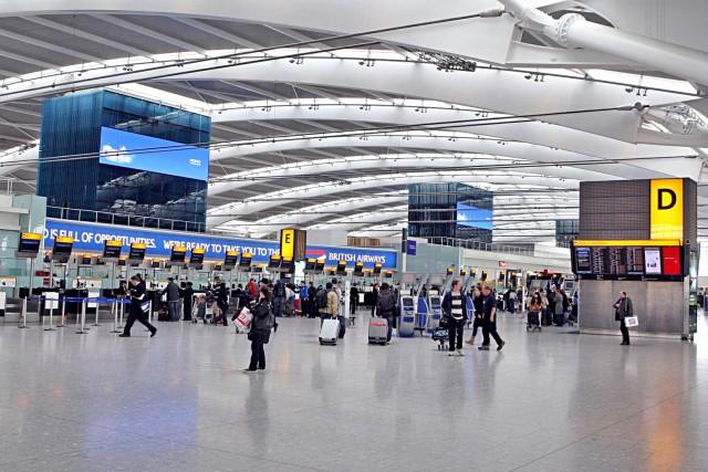 Ξεπέρασαν το 1 δις οι επιβάτες στα αεροδρόμια της Ε.Ε.