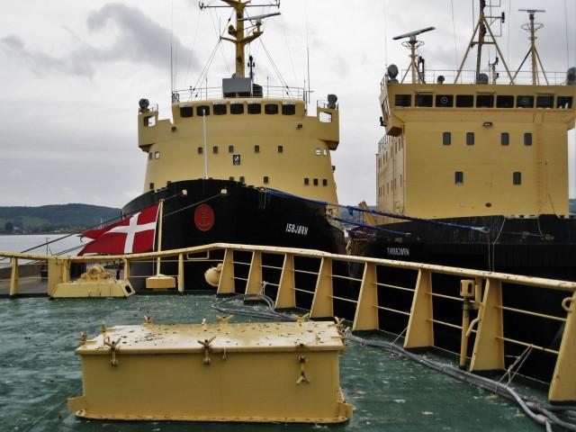 Δραστικά μέτρα από Δανία για τις παράνομες θαλάσσιες δραστηριότητες