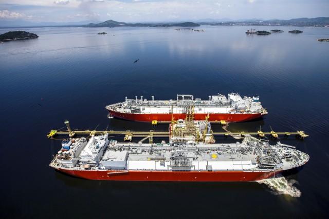 Ένα πρωτοποριακό FSRU από τη Samsung Heavy Industries