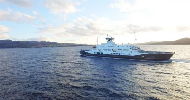 Μια πλήρως αυτοματοποιημένη πλοήγηση από λιμάνι σε λιμάνι