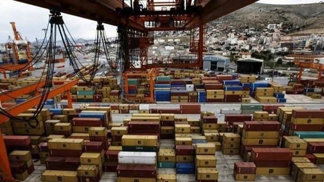Σε άνοδο οι εμπορευματικές ροές της Ελλάδας