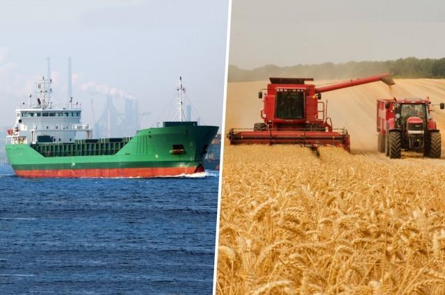 Βραζιλία- Ασία: Περισσότερες μεταφορές σιτηρών μέσω Παναμά