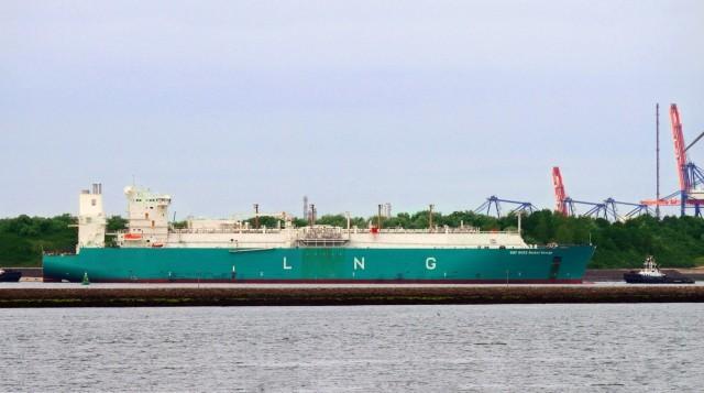 Στα ύψη οι αμερικανικές εξαγωγές LNG