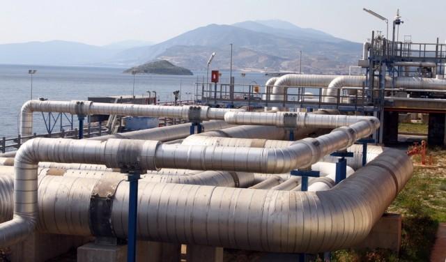 Η Ρεβυθούσα δέχεται το πρώτο αμερικανικό φορτίο LNG