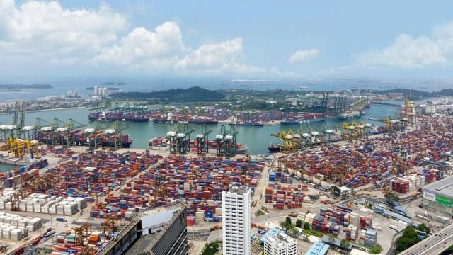 Εκτόξευση για τις πωλήσεις LSFO στη Σιγκαπούρη