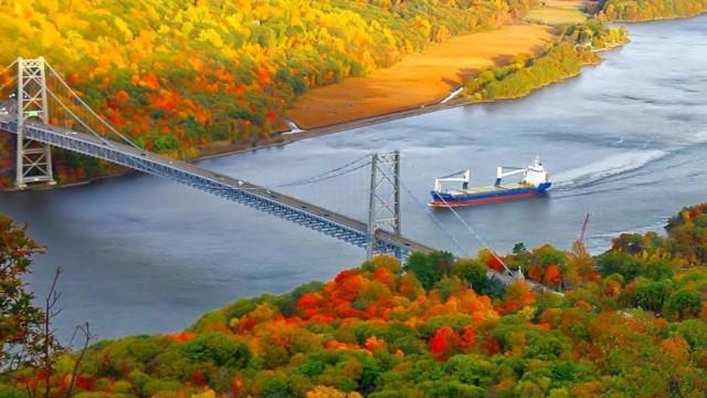 Αποκαθίστανται οι ποτάμιες μεταφορές στην Ευρώπη;