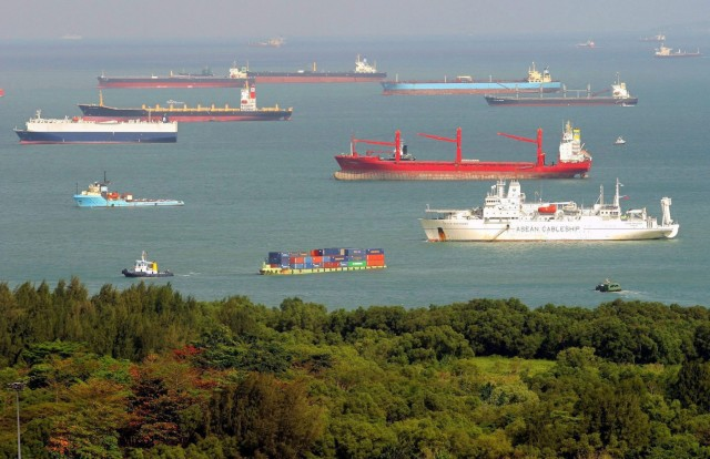 Μειώνονται ελαφρώς οι θετικές προσδοκίες για την πορεία της ναυτιλίας